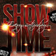 Show Time Event Flyer - GraphicRiver Item for Sale