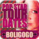 Pop Star Tour Dates Poster - Flyer - GraphicRiver Item for Sale