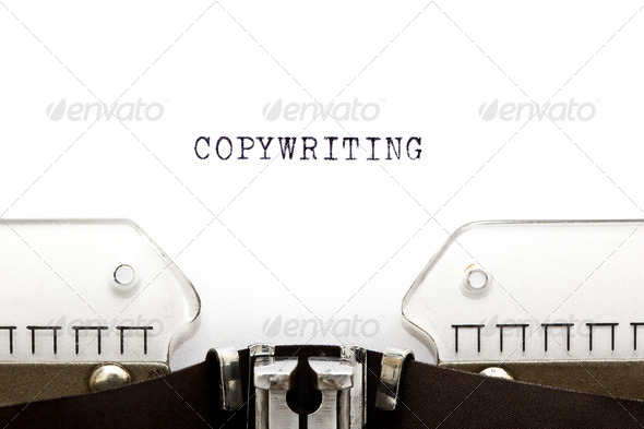 PhotoDune Typewriter Copywriting 2905454