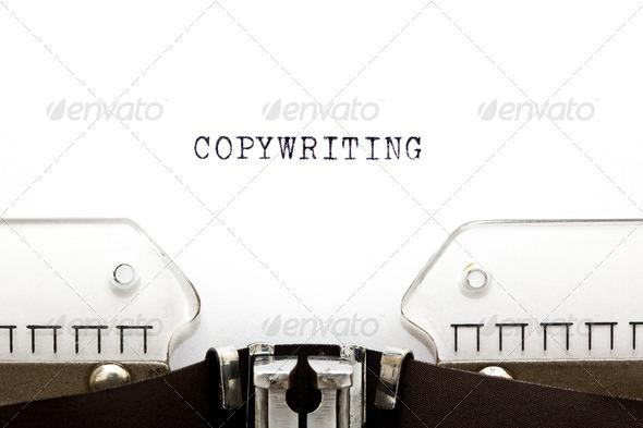 PhotoDune Typewriter Copywriting 2905454