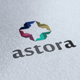 Astora Logo - GraphicRiver Item for Sale