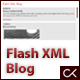 Flash News XML Blog - ActiveDen Item for Sale