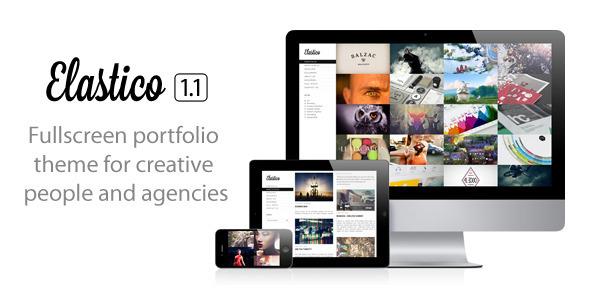 Elastico Responsive Premium WordPress Themes