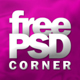 freepsdcorner