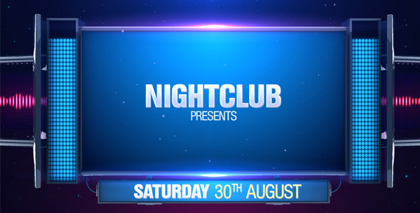 After Effects Project - VideoHive Night Club Promo 2909413