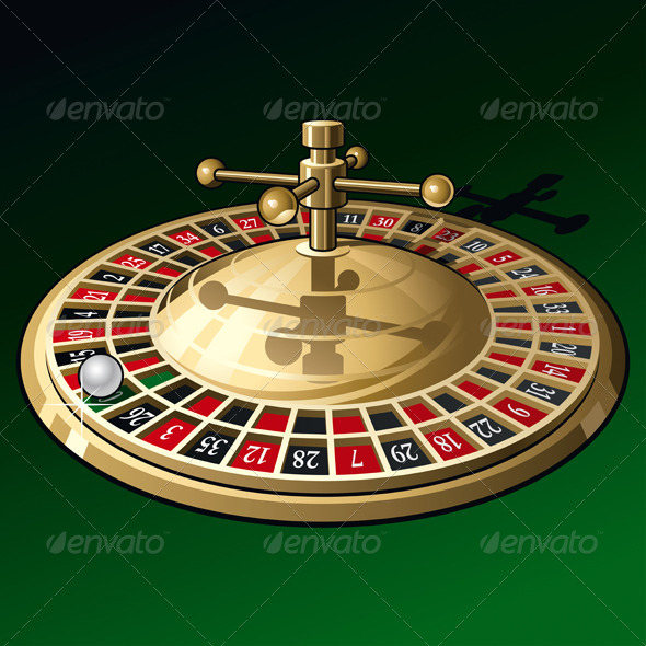 Roulette - Miscellaneous Vectors