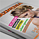 Maxmedia Modern Magazine - GraphicRiver Item for Sale
