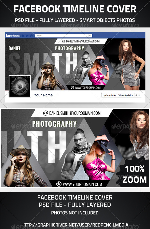 GraphicRiver Facebook Timeline Cover 2916360