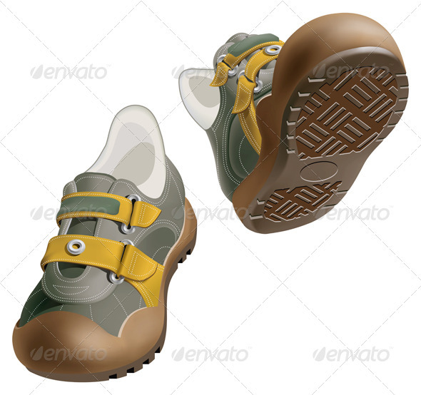 Spring Boots - Miscellaneous Vectors
