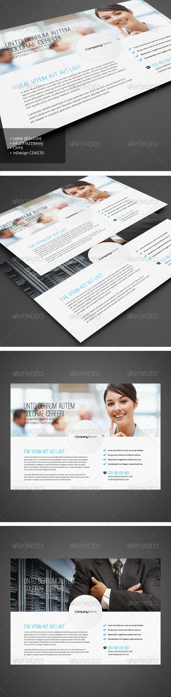 GraphicRiver Corporate Flyer 2 2917955
