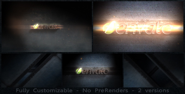 After Effects Project - VideoHive Energetic Logo Text Opener 2918306