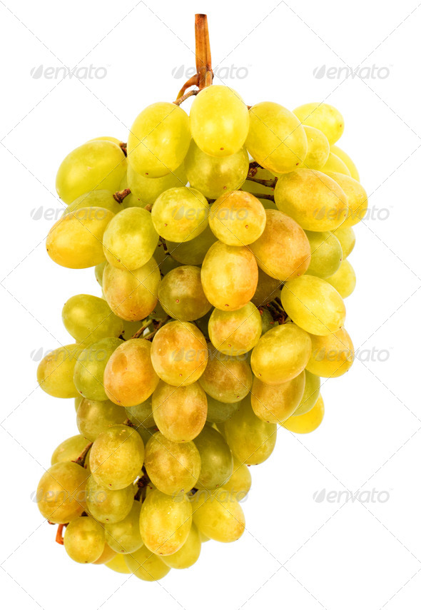 Seedless grapes - Stock Photo - Images