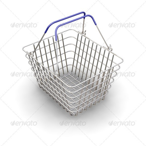 GraphicRiver Shopping basket 305704