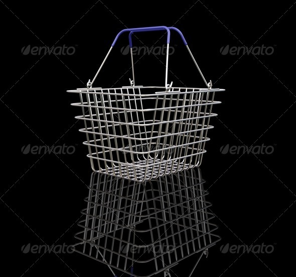 GraphicRiver Shopping basket 305705
