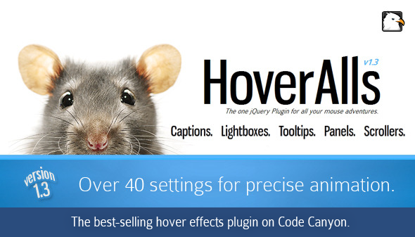 HoverAlls v1.3 - CodeCanyon Item for Sale