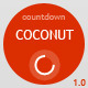 Coconut - Jquery Countdown Plugin - CodeCanyon Item for Sale