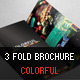 Tri Fold Brochure - Colorful Multipurpose - GraphicRiver Item for Sale