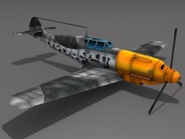 3DOcean Messerschmitt BF 109 2928152