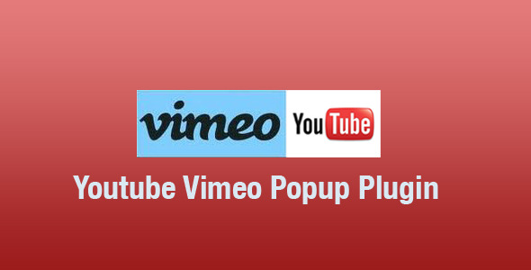 CodeCanyon - Youtube Vimeo Popup Plugin