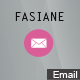 Fasiane E-mail Template - ThemeForest Item for Sale