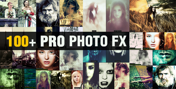 100+ Photo FX