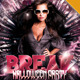 Break Halloween Party Flyer - GraphicRiver Item for Sale