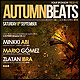 Autumn Beats Poster/Flyer - GraphicRiver Item for Sale