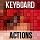 Keyboard Keys Photoshop Actions - GraphicRiver Item for Sale