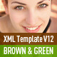 XML Template V12 - ActiveDen Item for Sale