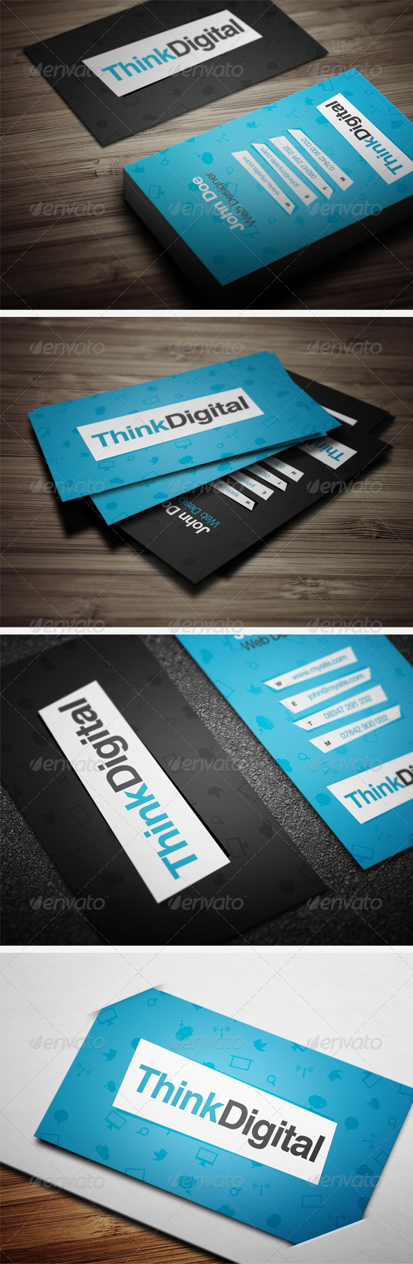 Designer Business Card - Creative Business Cards