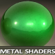 18+7 Metal SHADERS - 3DOcean Item for Sale