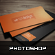 We Love Design Business Cards - GraphicRiver Item for Sale