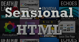 Sensational HTML 