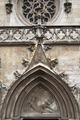 Facade to Saint Paul church in Lyon, France - PhotoDune Item for Sale