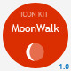 MoonWalk - Weather Icon Kit - GraphicRiver Item for Sale
