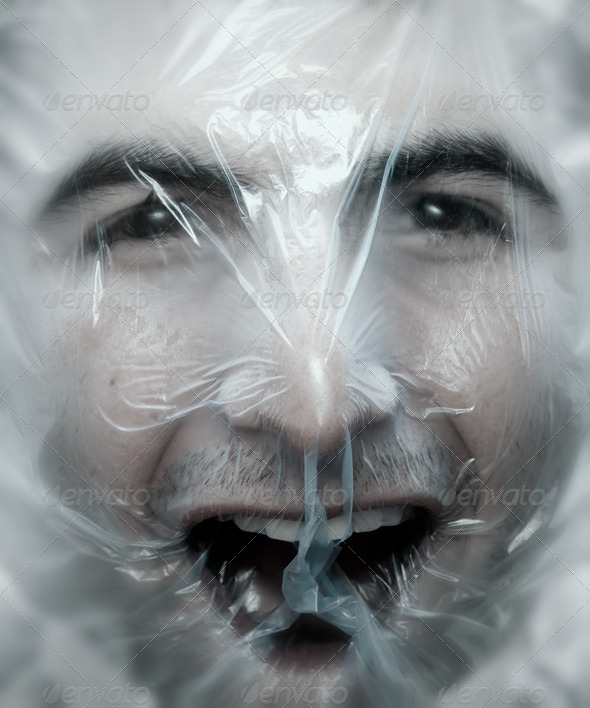 Ghost concept - Stock Photo - Images
