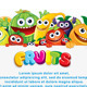 Fun Fruit Sign - GraphicRiver Item for Sale