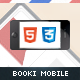 Booki Mobile Retina | HTML5 &amp;amp; CSS3 And iWebApp - ThemeForest Item for Sale