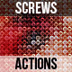 Screws Photoshop Actions - GraphicRiver Item for Sale