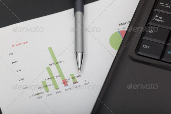 Statitistics - Stock Photo - Images