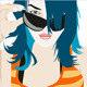 Girl Glasses Portrait Sexy - GraphicRiver Item for Sale