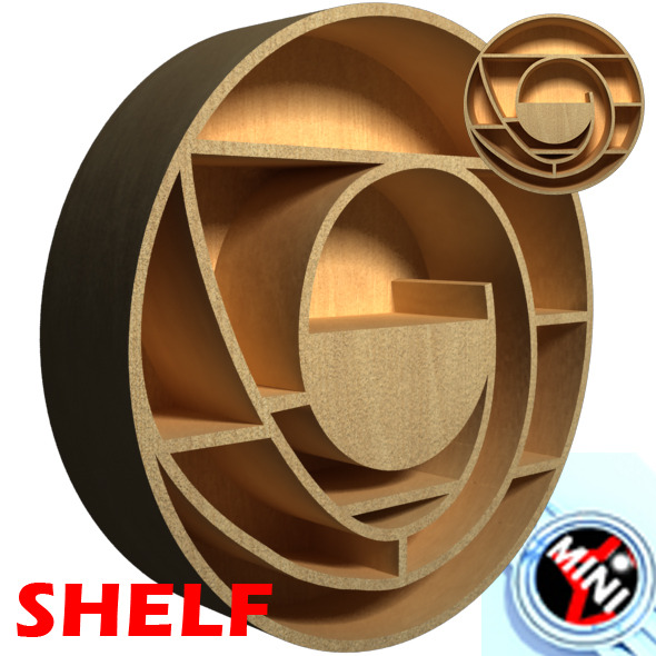3DOcean House Wooden Shell 2954767