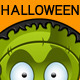 Little Halloween Monster&amp;#x27;s - Set 1 - GraphicRiver Item for Sale