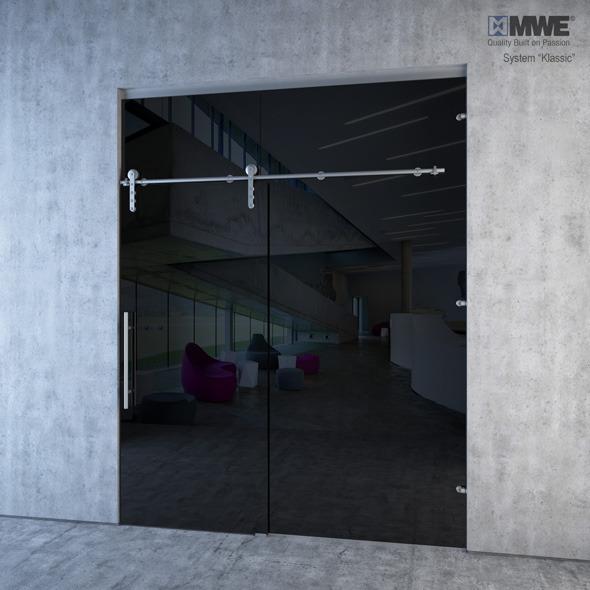 3DOcean MWE Klassic Sliding door system 2955652