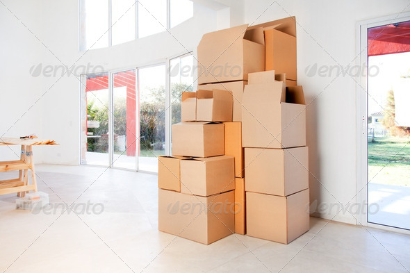 PhotoDune Moving Boxes 247064