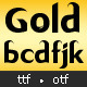 Goldman-Font - GraphicRiver Item for Sale