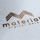 Material Logo - GraphicRiver Item for Sale