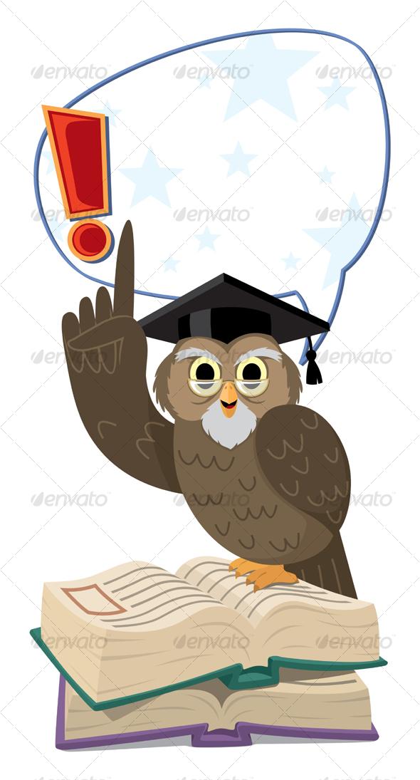 GraphicRiver Owl 84584