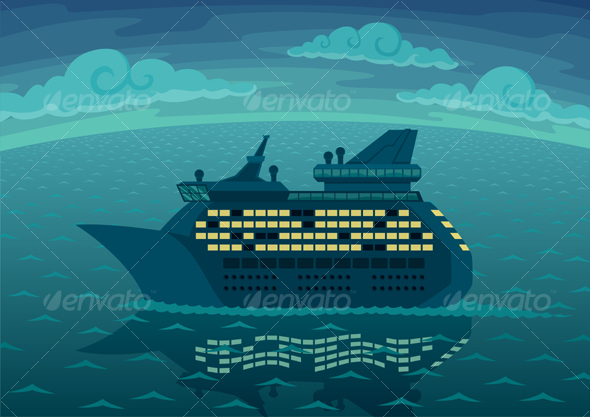 GraphicRiver Night Cruise 102397