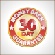 30 Day Money Back Guarantee Vector Icon Set - GraphicRiver Item for Sale
